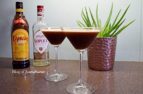 Hazelnut Espresso Martini Recipe