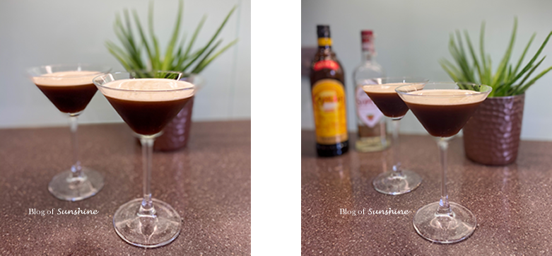 Hazelnut Espresso Martini Recipe